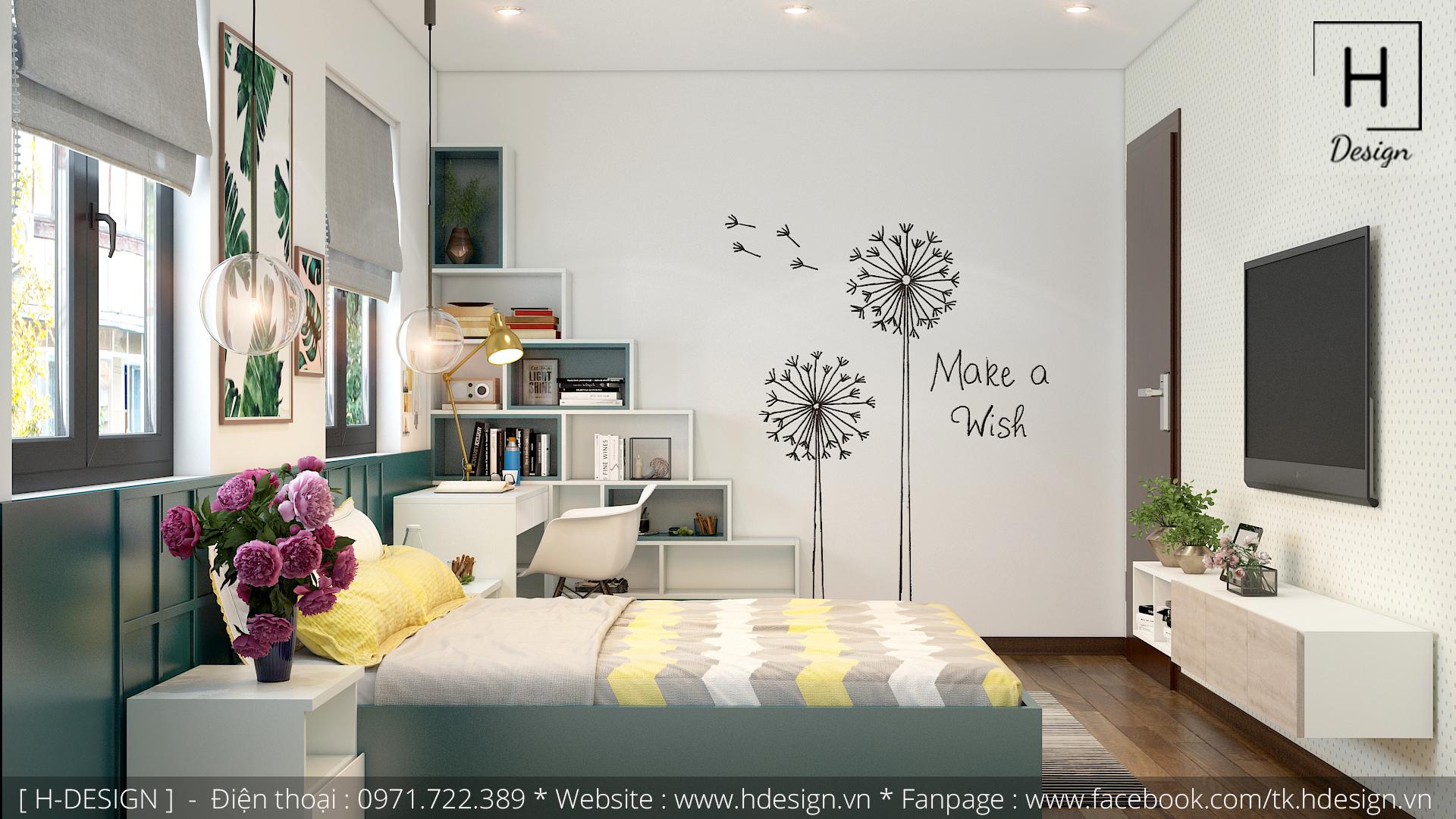 Thiết kế thi công nội thất nhà phố đẹp tại Tây Hồ - Hà Nội 8
