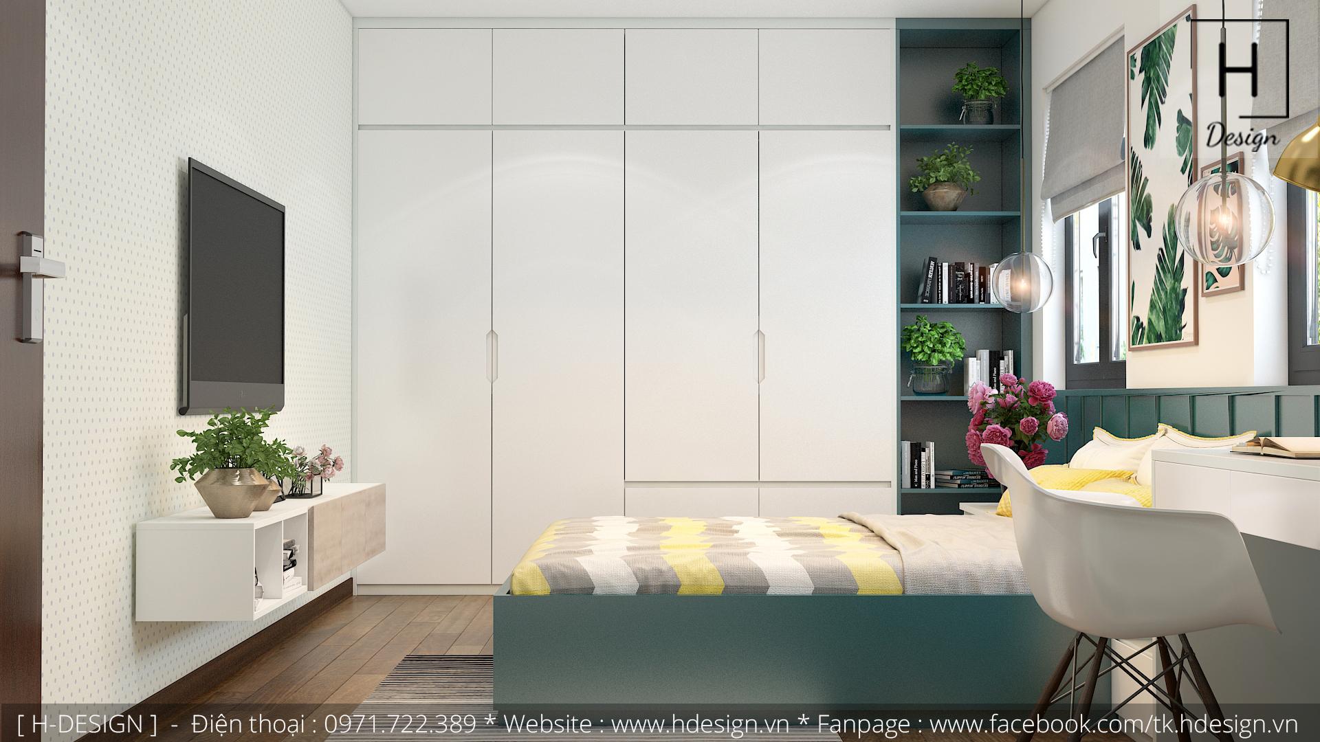 Thiết kế thi công nội thất nhà phố đẹp tại Tây Hồ - Hà Nội 9