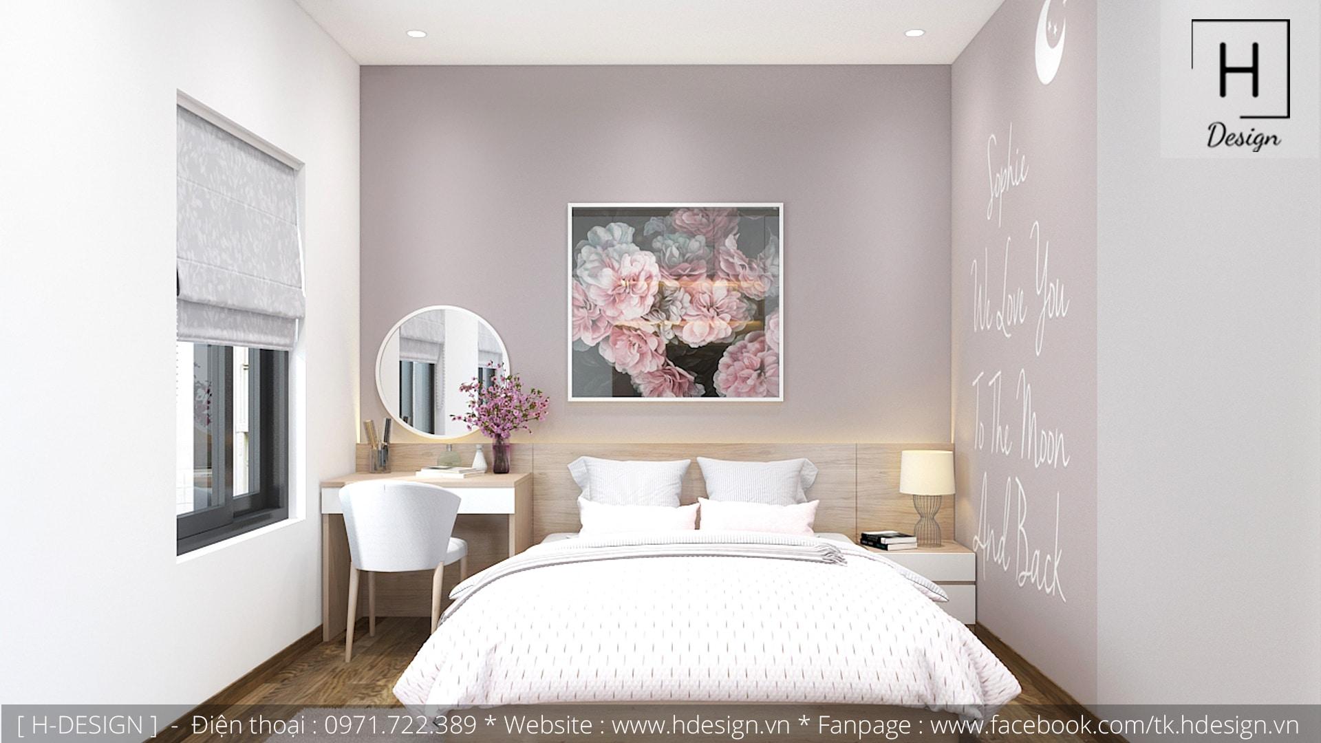 Thiết kế thi công nội thất nhà phố đẹp tại Tây Hồ - Hà Nội 12