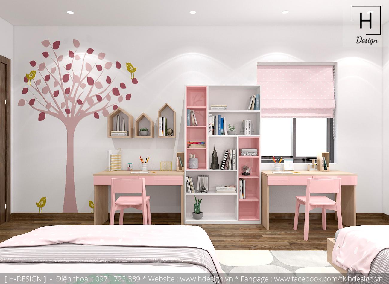 Thiết kế thi công nội thất nhà phố đẹp tại Mễ Trì - Hà Nội 15