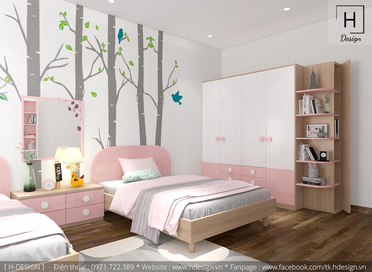 Thiết kế thi công nội thất nhà phố đẹp tại Mễ Trì - Hà Nội 16
