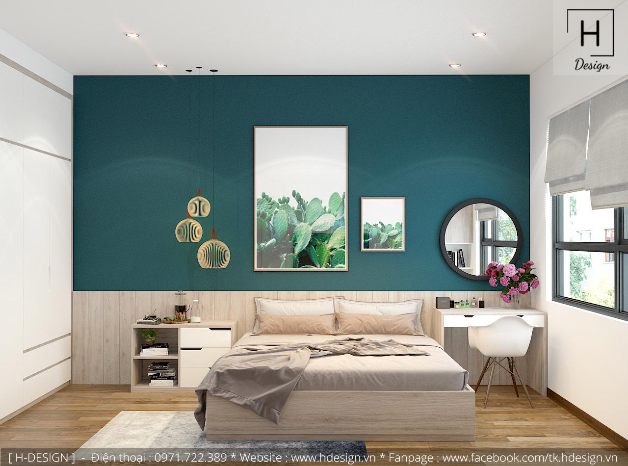 Thiết kế thi công nội thất nhà phố đẹp tại Mễ Trì - Hà Nội 9