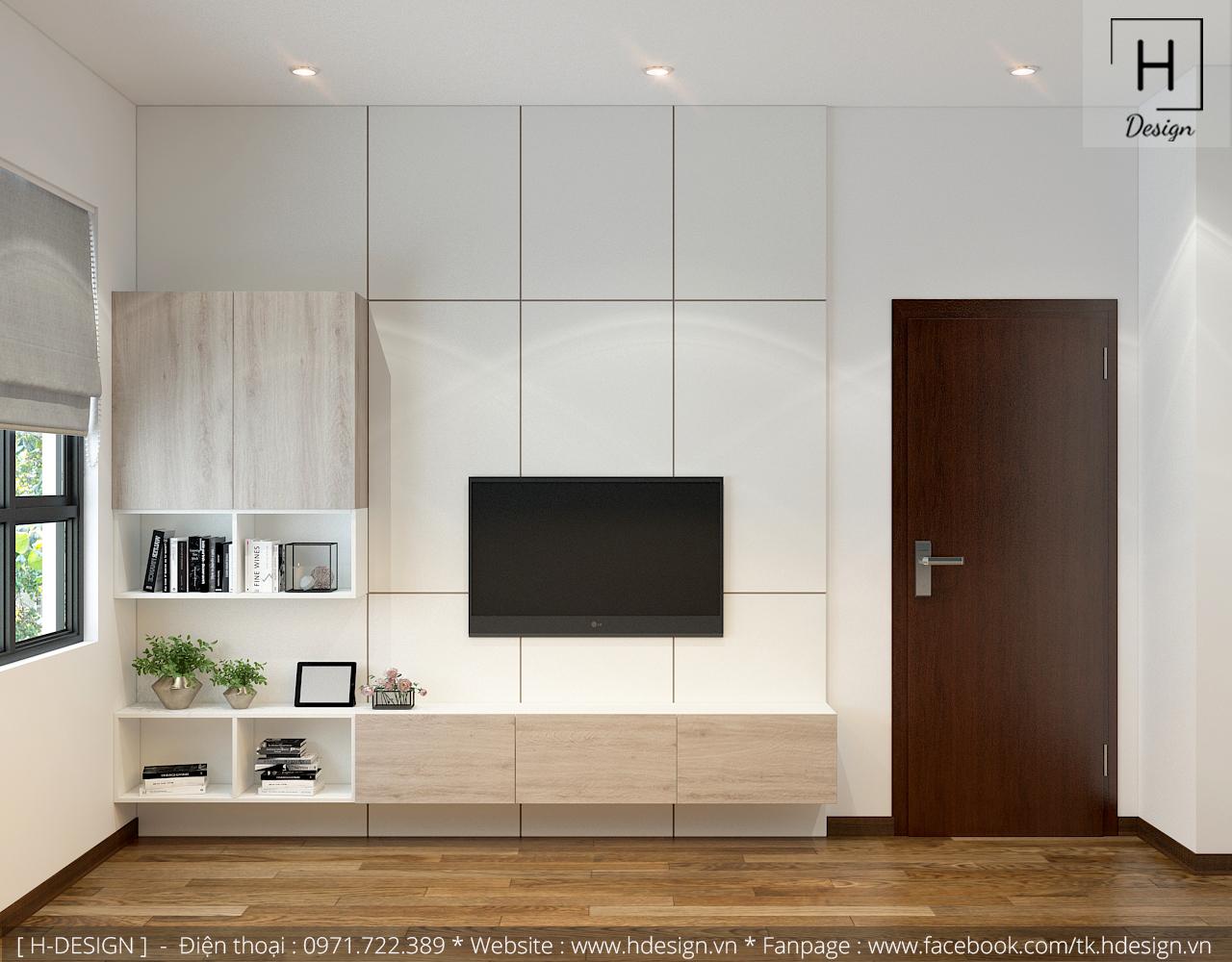 Thiết kế thi công nội thất nhà phố đẹp tại Mễ Trì - Hà Nội 11
