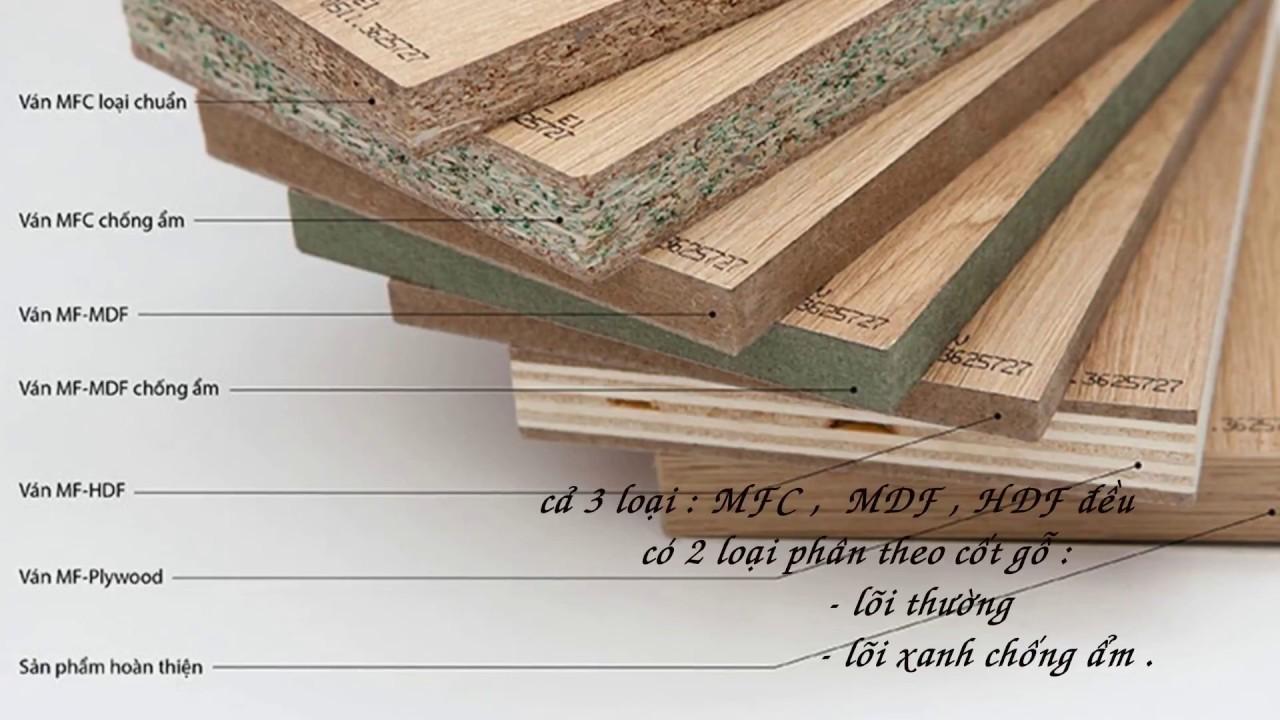 Đánh giá gỗ công nghiệp An Cường và cách phân biệt gỗ An Cường thật – giả