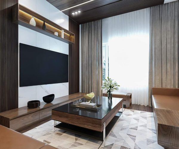 Thiết kế nội thất biệt thự đẹp tại Hải Phòng