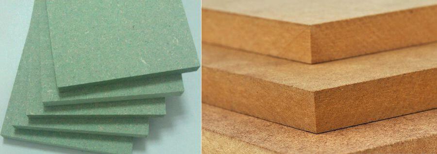 Sự thật về ván gỗ MDF lõi xanh và đặc tính chống ẩm !
