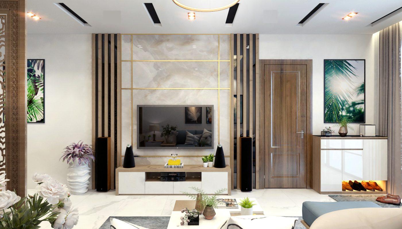 Thiết kế thi công nội thất nhà phố tại Hà Nội