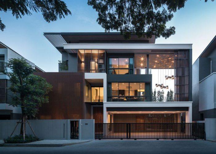 Thiết kế kiến trúc H-Design 1